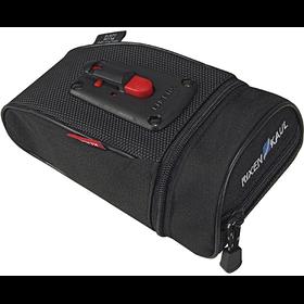 KlickFix Micro 150 Seat Post Bag Plus black